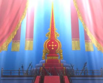 Trono Vacío
