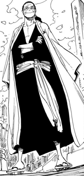 Koushirou after the timeskip in the manga