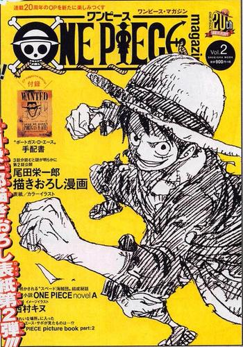 One Piece Magazine Vol. 2