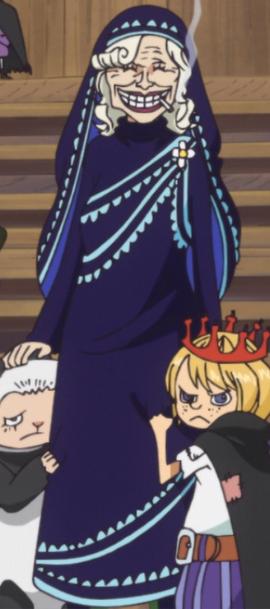 Carmel in the anime
