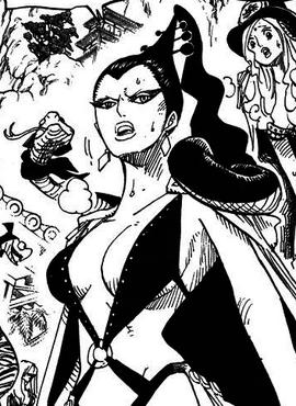 Kikyo en el manga