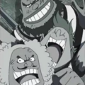 Buggy Pirates Impel Down Prisoners Portrait.png
