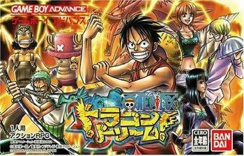One Piece: Dragon Dream!