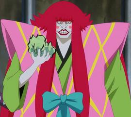 Kanjuro no anime