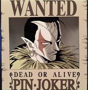 Pin Joker's Movie 2 Wanted Poster