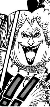 Elmy en el manga