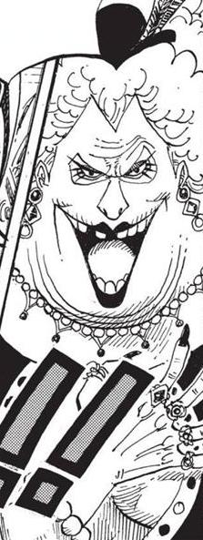 Elmy in the manga