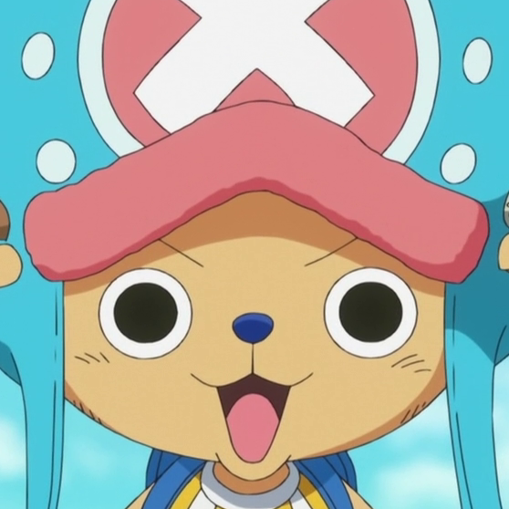 Tony Tony Chopper Portrait.png