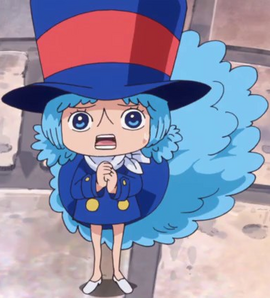 Викка в аниме