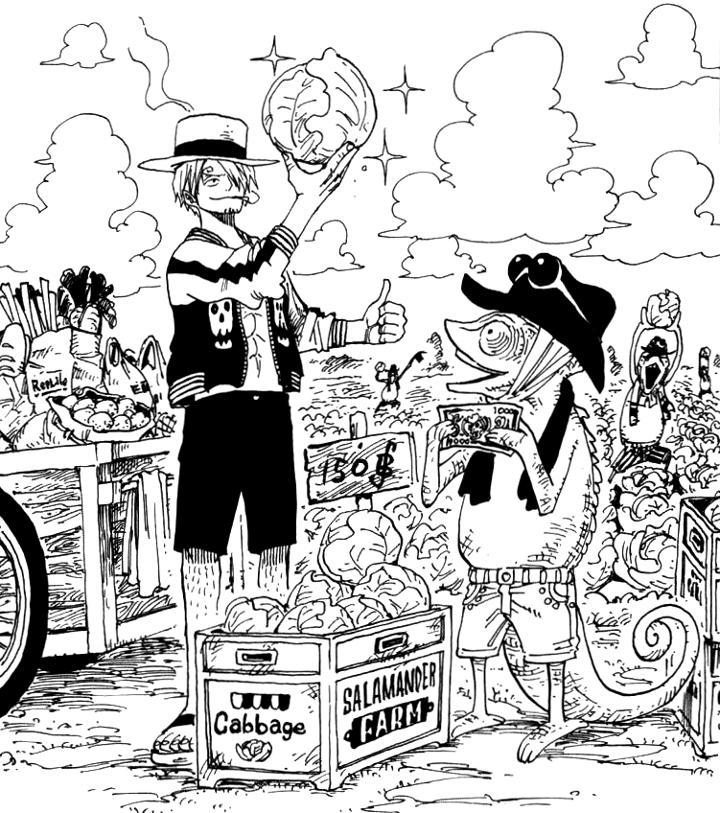 Nightmare Luffy (Kapitel)