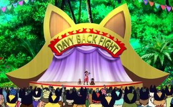 Davy Back Fight