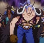 Denjiro Beasts Pirates Disguise