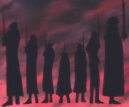 Shadowed Seven Warlords of the Sea