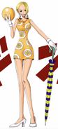 Mikita Digitally Colored Manga
