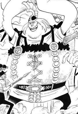 Oimo in the manga