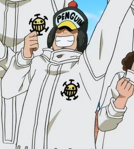 Пенгвин в аниме