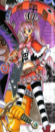 Perona's Manga Color Scheme
