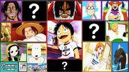 Semua Karakter One Piece Yang Muncul Di Tahun 1997 (NOSTALGIA)