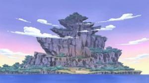 Ilha Navio de Guerra