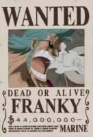 Franky taglia