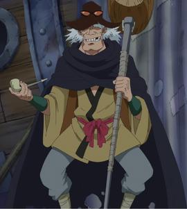 Naguri in the anime
