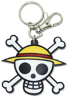 Straw Hat Jolly Roger Keychain.png