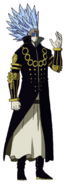 Gladius Anime Concept Art