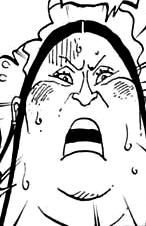 Époni in the manga