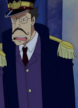 Stevie in the anime