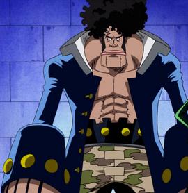 Honki in the anime