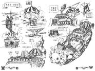 千陽號的藍圖第17和第18頁