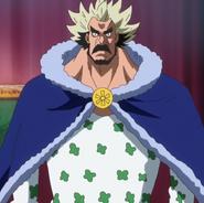 Riku Doldo III At Age 50