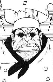 Carne before the timeskip in the manga