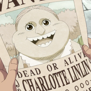 Charlotte Linlin's First Wanted Poster.png