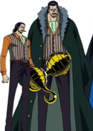 Crocodile's Outfit in Stampede