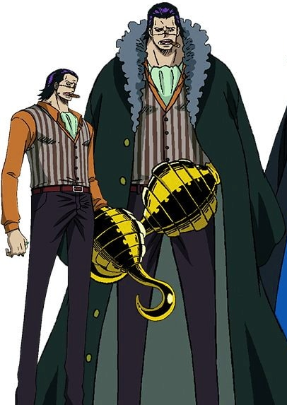 Crocodile's Outfit in Stampede.png