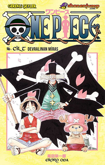 One Piece в Турции