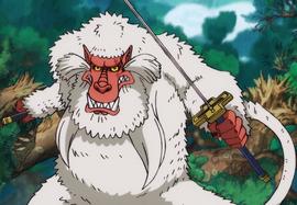 Hihimaru en el anime