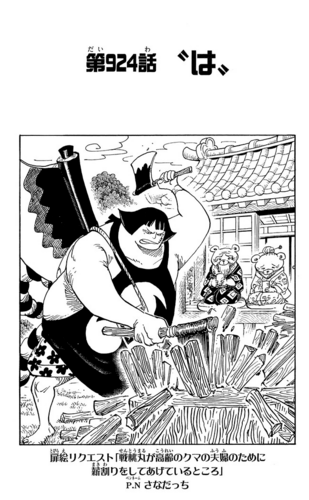 Chapter 924