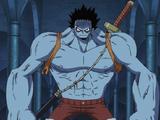Nightmare Luffy