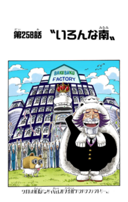 Chapter 258 Colored