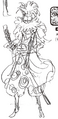 Charlotte Nougat Manga Concept Art.png