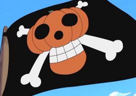 Pirates a la Citrouille Jolly Roger.png