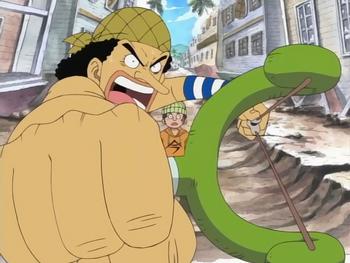 Гинга Патинко в аниме.