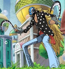 Киллер в аниме до таймскипа