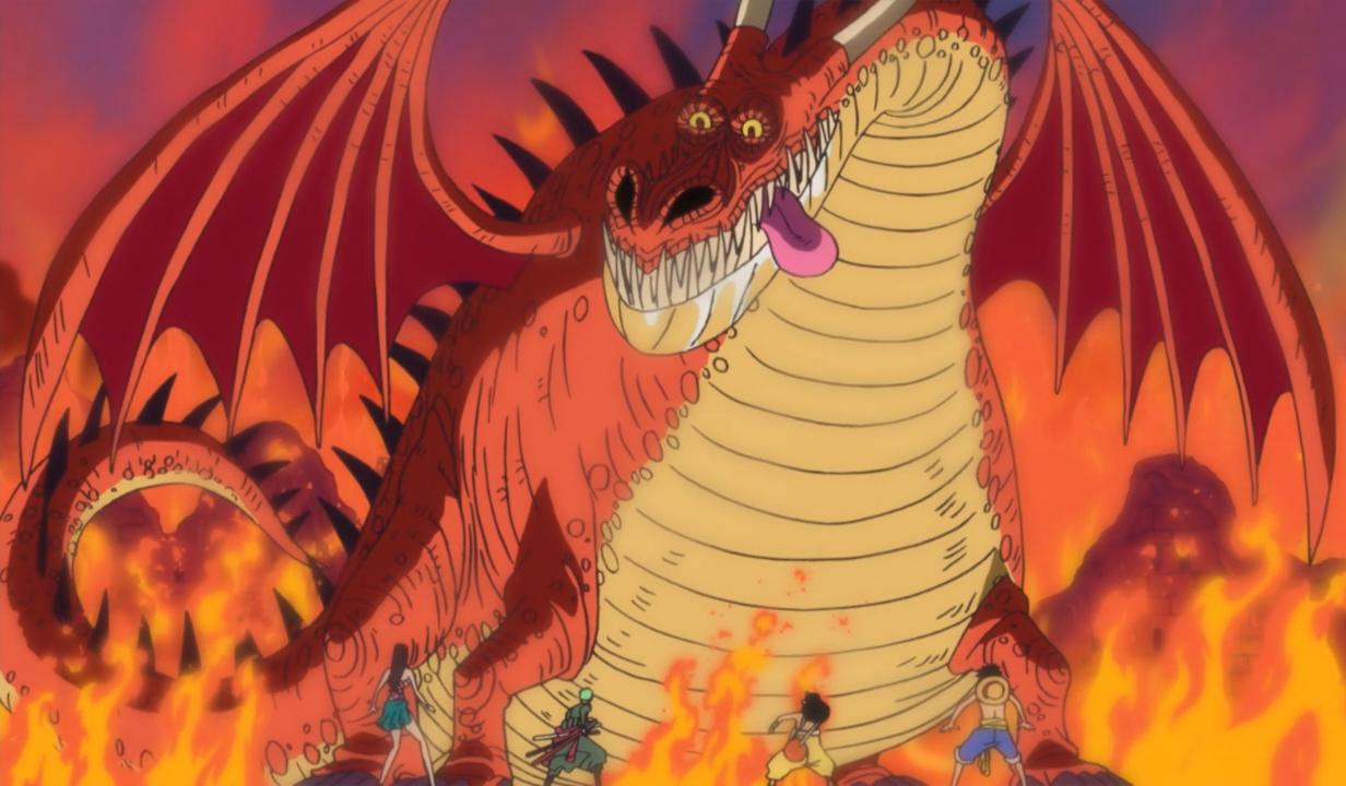 Dragon Numéro Treize