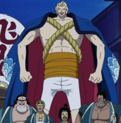 Duval Boss Luffy Historical Special