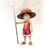 One Piece DX Figure Grandline Children Vol. 1 Monkey D. Luffy