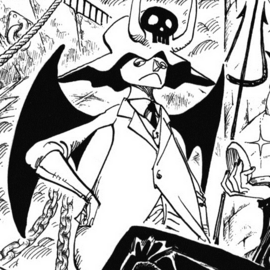 Saldeath after the timeskip in the manga