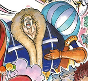 Charlotte Daifuku manga